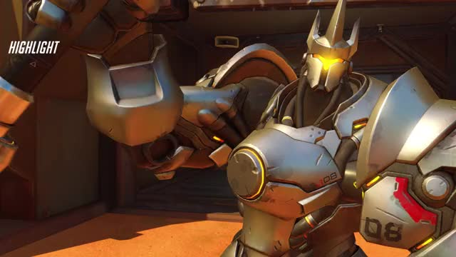 Watch and share Highlight GIFs and Overwatch GIFs by seawolfxix on Gfycat