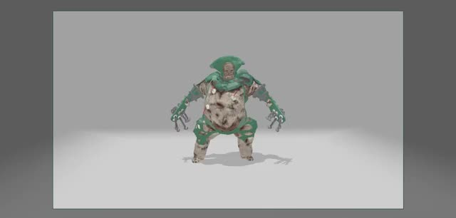 Watch and share Grineer Ghoul GIFs by Warframe on Gfycat