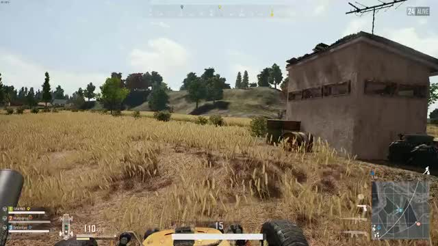 Watch and share Vlc-record-2018-05-04-15h02m53s-PLAYERUNKNOWN GIFs by lawsonb23 on Gfycat