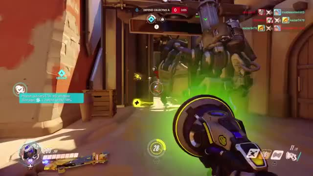 Watch and share Overwatch GIFs and Ps4 GIFs by Meera Reed on Gfycat