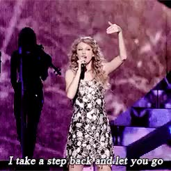 Watch this trending GIF on Gfycat. Discover more fave, fearless tour, taylor swift, tell me why GIFs on Gfycat