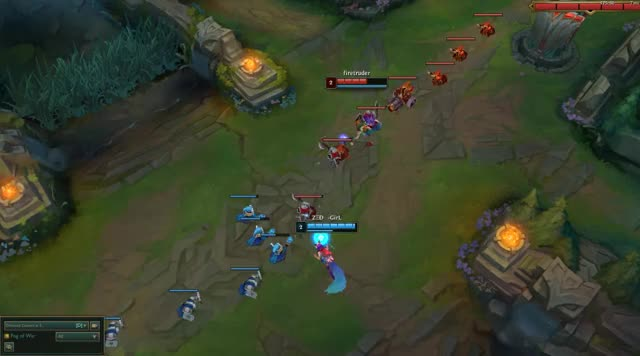Watch Combo Ahri GIF by ZeÐ  (@zedinmybed) on Gfycat. Discover more related GIFs on Gfycat