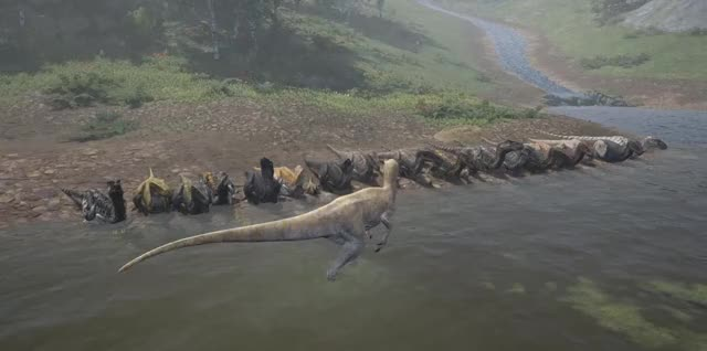 Watch Fabulous Raptors GIF by MsCatbug (@mscatbugplz) on Gfycat. Discover more Dinosaur, Game, Survival, The Isle GIFs on Gfycat