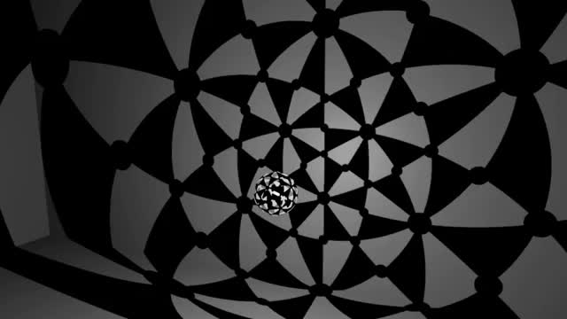 Watch Stereographic projection of the (2,3,5) triangle tiling GIF on Gfycat. Discover more mathpics, oddlysatisfying GIFs on Gfycat