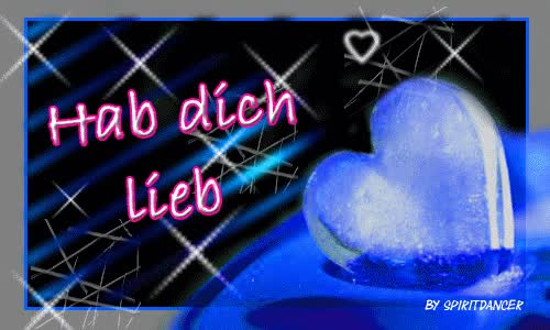 Watch and share Hab Dich Lieb GIFs on Gfycat
