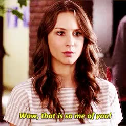 Watch Taking this one to the grave. GIF on Gfycat. Discover more PLL, Troian Bellisario, hastings, pll challenge, pll quotes, pretty little liars, quotes, spencer, spencer hastings GIFs on Gfycat