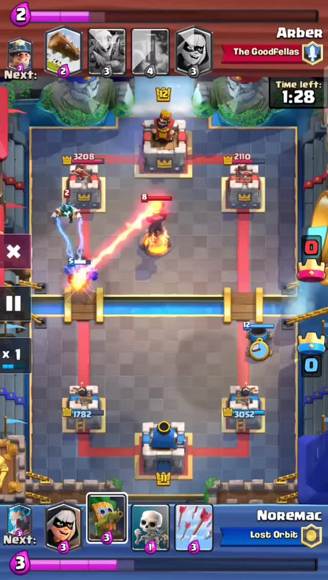 Watch and share Clash Royale GIFs and Clashroyale GIFs by noremacx8 on Gfycat