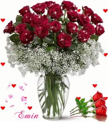 Watch and share Imagen Romantica De Rosa Roja De Amor Con Movimiento Brillo GIFs on Gfycat