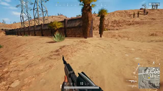 Watch and share Vlc-record-2018-03-17-23h34m44s-PLAYERUNKNOWN GIFs on Gfycat