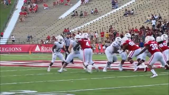 Watch and share Ragin' Cajuns GIFs and The Vermilion GIFs by robertfcowper on Gfycat