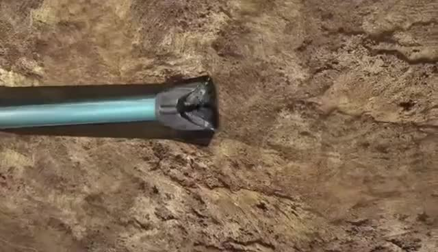 Watch and share Horizontal Directional Drilling / Boring (HDD): How The Drill Bit Is Steered GIFs on Gfycat