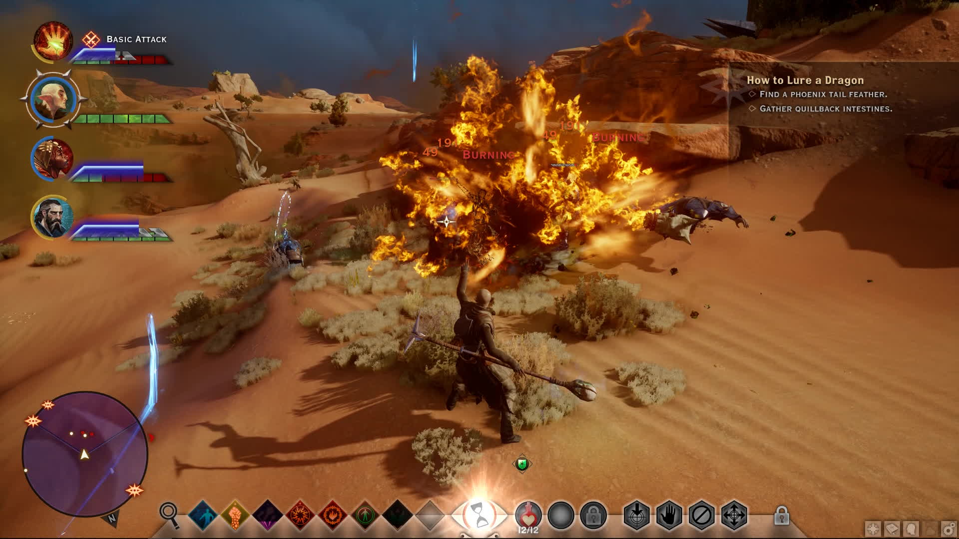 dragonage, You think you juked the spell, but then... GIFs