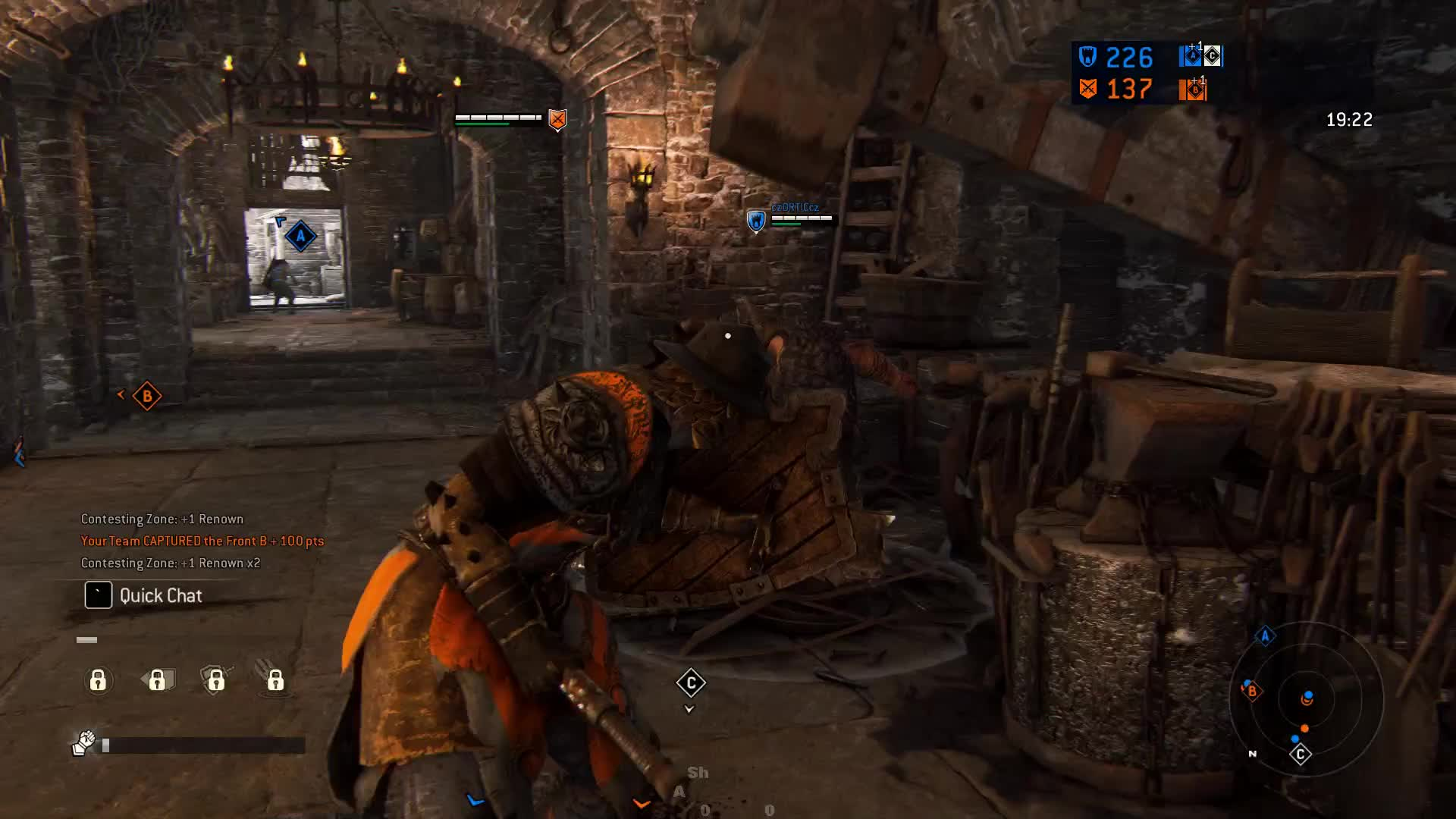 For Honor, For Honor - The forge GIFs