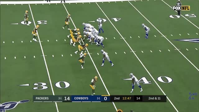 Watch and share Green Bay Packers GIFs and Chandon Sullivan GIFs by Eric Thompson on Gfycat