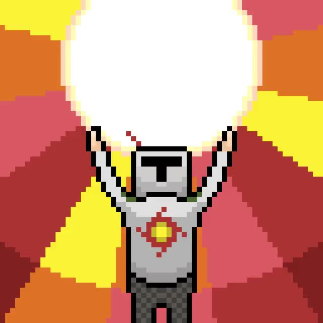 Watch and share Praise The Sun ! GIFs on Gfycat