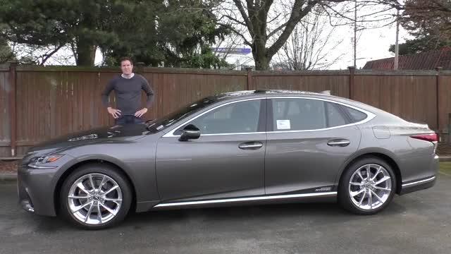 Watch The 2018 Lexus LS 500 Is the $120,000 Ultimate Lexus Sedan GIF on Gfycat. Discover more 2018 lexus ls, 2018 lexus ls 500h, 2018 lexus ls500h, demuro, doug demuro, lexus ls, lexus ls 500, lexus ls 500h, lexus ls460h, lexus ls460hl, lexus ls500, ls 500, ls 500h, ls500h, new lexus ls GIFs on Gfycat