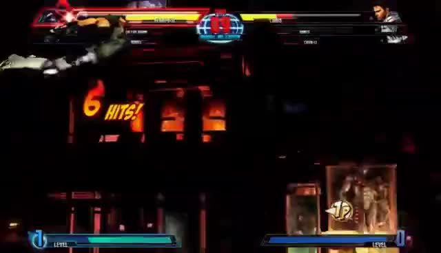 Watch and share Marvel Vs Capcom 3 GIFs on Gfycat