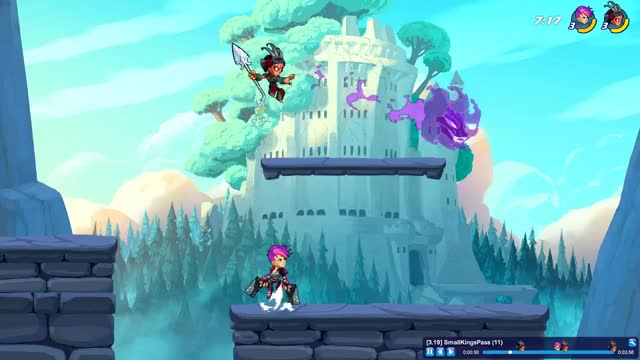 Watch and share Brawlhalla GIFs and Queen Nai GIFs by OxKing8080 on Gfycat