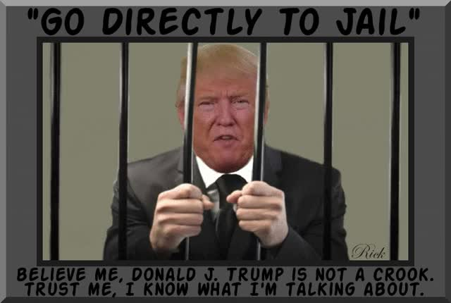 Watch and share Go Directly To Jail GIFs by ricks on Gfycat