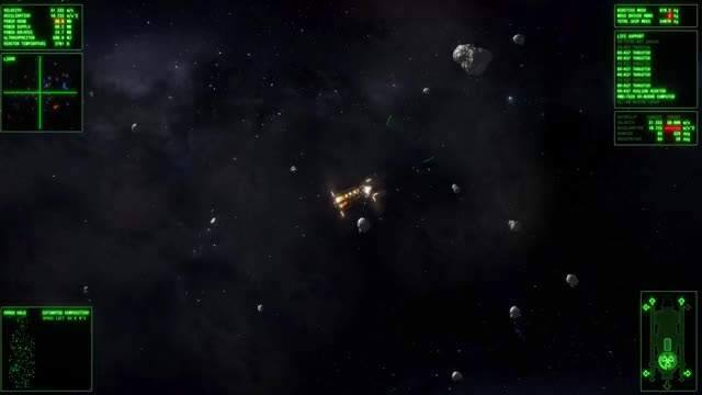 Watch ΔV: Rings of Saturn - In the spotlight GIF by Kodera Software (@kodera) on Gfycat. Discover more deltav, game, gamedev, indie, indiedev, sci-fi, scifi, space GIFs on Gfycat