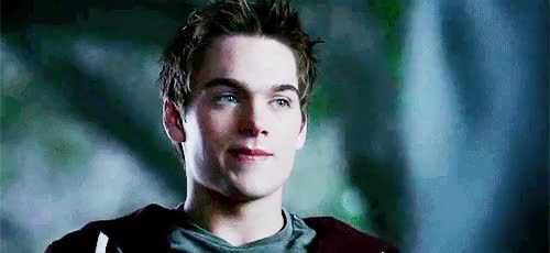 Watch and share Dylan Sprayberry GIFs on Gfycat