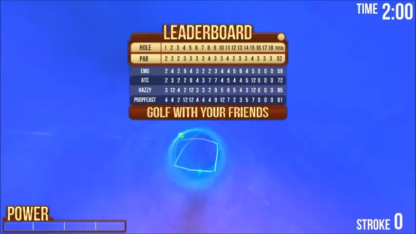 GolfWithFriendsGame, golfwithfriends, golfwithyourfriends, Perpetual motion with friends GIFs