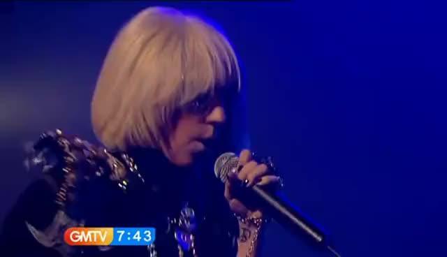 Watch Lady GaGa GIF on Gfycat. Discover more GMTV, GaGa, Lady, Paparazzi, [LIVE] GIFs on Gfycat