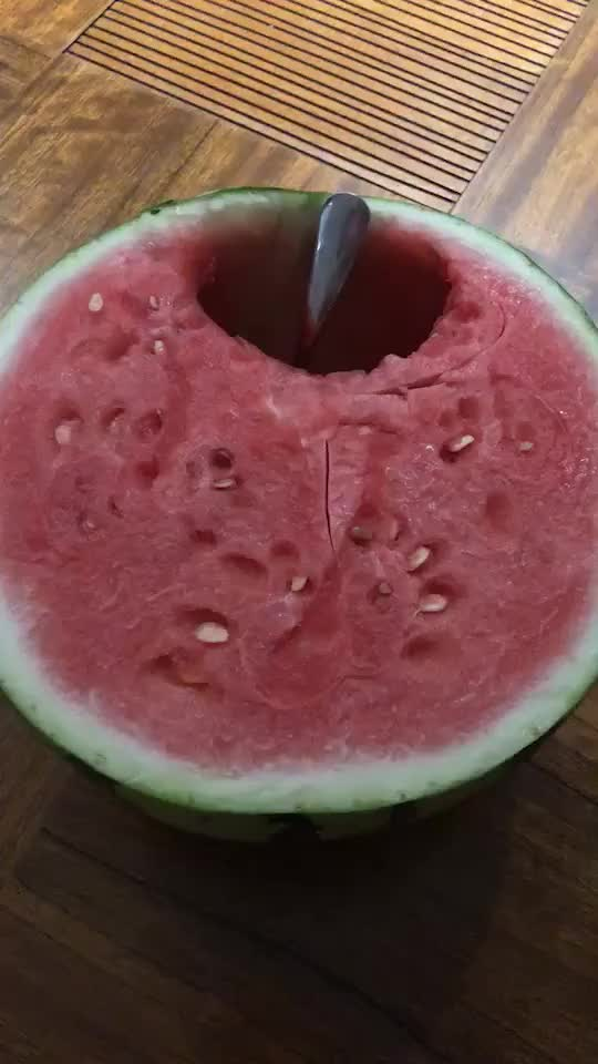 Watch and share When My Son Finished The Watermelon GIFs by TikTok on Gfycat