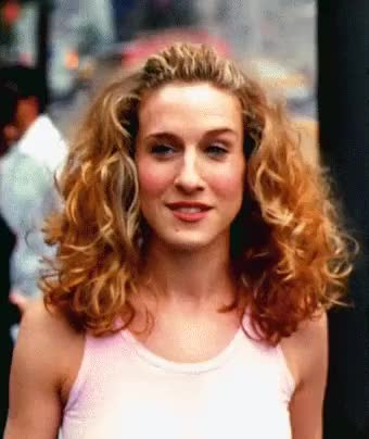 Watch and share Carrie Bradshaw Image Carrie Bradshaw GIFs on Gfycat