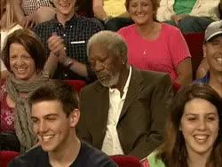 Morgan Freeman, exhausted, sleepy, tired, tired GIFs