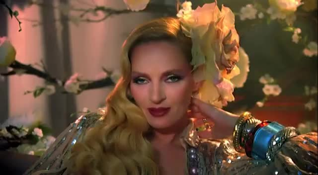 Watch SCHWEPPES   UMA THURMAN GIF on Gfycat. Discover more related GIFs on Gfycat