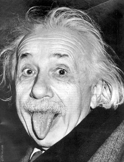 Watch and share Einstein Tongue Kiss GIFs on Gfycat