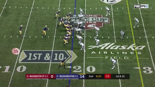 Watch burst GIF by @sportsfanaticmb on Gfycat. Discover more cfb, cfb highlights, college, college football, football, fox, fox sports, fs1, ncaa football, ncaa highlights GIFs on Gfycat