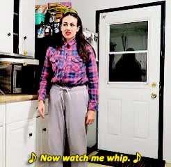 Watch this GIF on Gfycat. Discover more Colleen Ballinger, PsychoSoprano, gif, how to nae nae, im ded, miranda sings, mirandasings08, silento GIFs on Gfycat