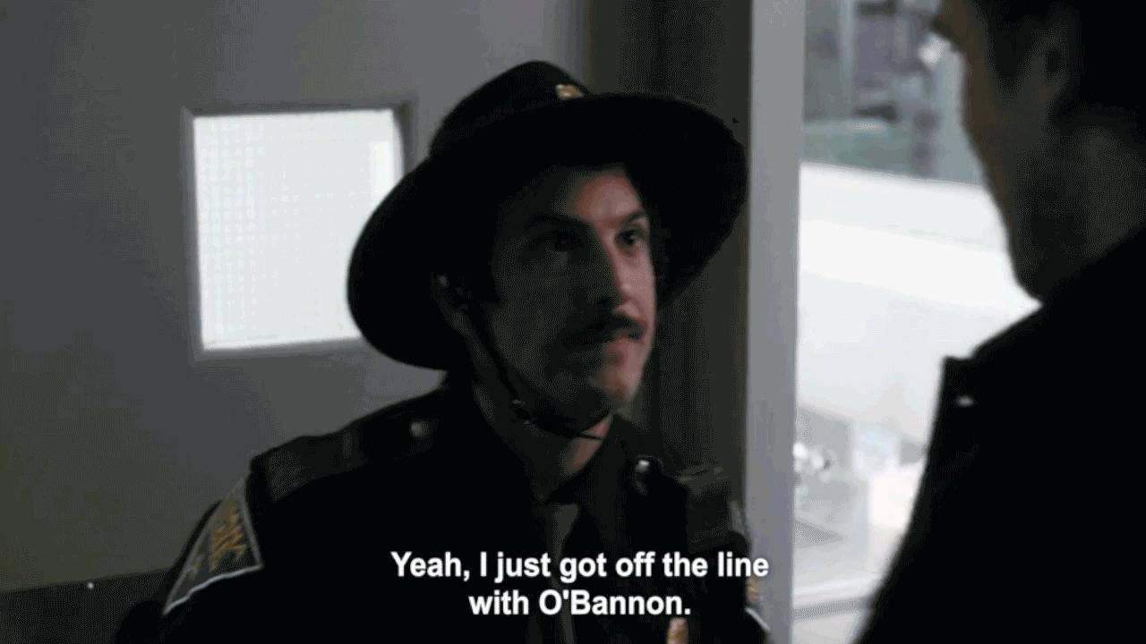 StrangerThings, strangerthings, I don't work with O'Bannon GIFs