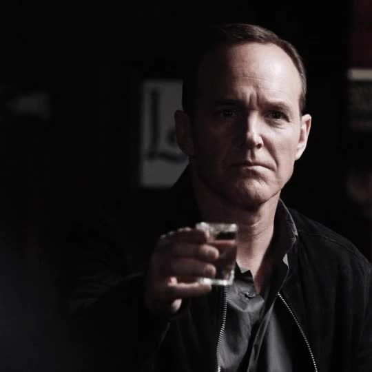 Watch and share Clark Gregg GIFs on Gfycat