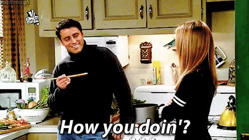 Watch Twice Cooking GIF on Gfycat. Discover more matt leblanc GIFs on Gfycat