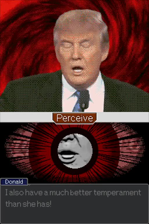 Watch and share Phoenix Wright GIFs and Donald Trump GIFs on Gfycat