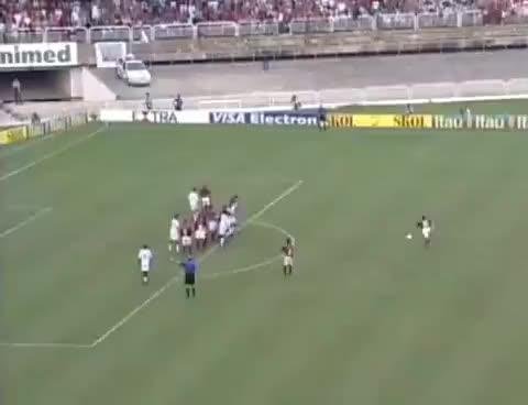Watch and share O Gol De Petkovic Pelo Flamengo Contra O Vasco Em 2001 Na Voz De José Carlos Araújo GIFs on Gfycat