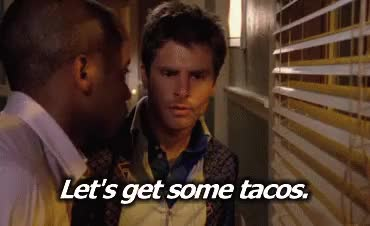 Watch and share James Roday GIFs on Gfycat