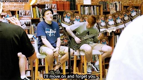 a part of me, neck deep, neckdeep, pop punk, poppunk, Neck Deep - A Part of Me (x) GIFs