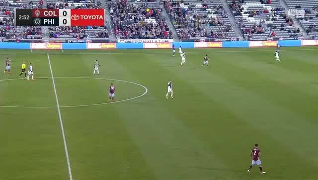 Watch and share Union High Press - Immediate Ball Forward GIFs by Evercombo on Gfycat