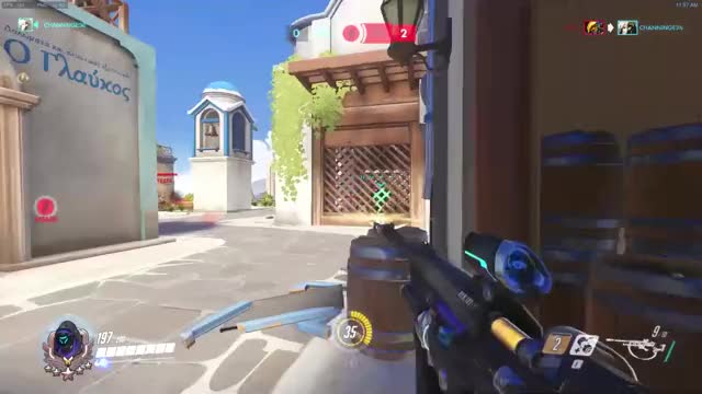 Watch and share Overwatch GIFs and Reaper GIFs by bestdealdough on Gfycat