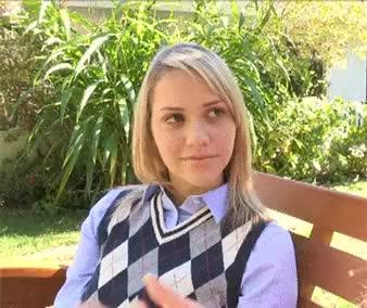 Watch and share Mia Malkova GIFs on Gfycat