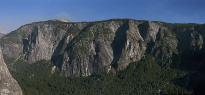 falling, kirk, star trek v, the final frontier, william shatner, Originally scripted ending of the El Capitan climbing sequence from Star Trek V: The Final Frontier GIFs