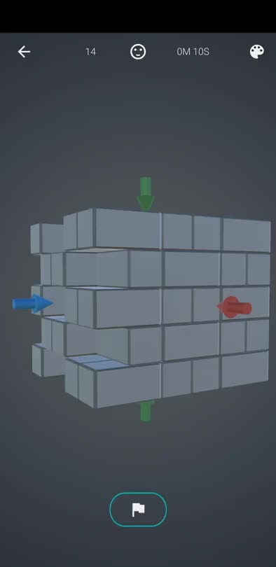 Watch 3D Minesweeper (Android) Demo. Rectangular Cuboid GIF by Spenser Solys (@scub3d) on Gfycat. Discover more 3d, 3d minesweeper, android, demo, gamedev, minesweeper, rectangular cuboid, unity GIFs on Gfycat