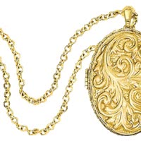 Watch Bette Gold Locket Precious GIF on Gfycat. Discover more related GIFs on Gfycat