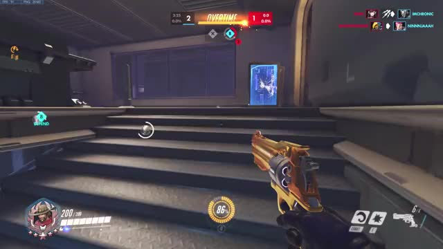 Watch and share McCree Clutch GIFs on Gfycat