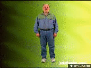 I Sit On You | Tim and Eric Awesome Show, Great Job! | Adult Swim GIFs