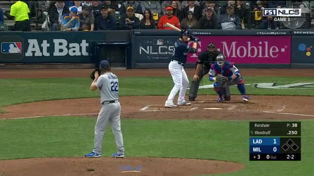 Watch and share Los Angeles Dodgers GIFs and Milwaukee Brewers GIFs by thsrmaqnftksdlq on Gfycat